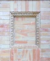 Brick Wall Framed Element