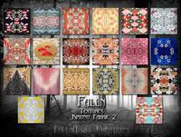 Falln Textures Kimono Fabric 2