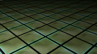 Glowing Floor Tiles
