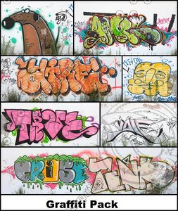 Graffiti Pack