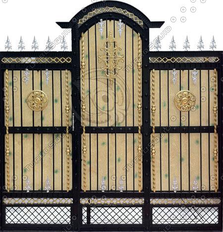 Texture Png Main Gate Door
