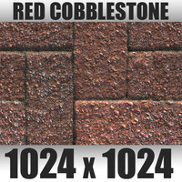 Red Cobblestone High Res.
