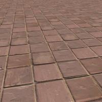 Floor tile 1