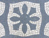 Mosaic Tile Sidewalk 11