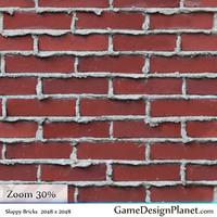 Sloppy Bricks Free