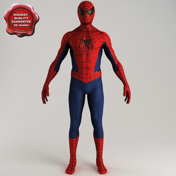 spiderman static max