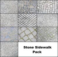 Stone Sidewalk Pack