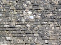 Stonesfield stone roof