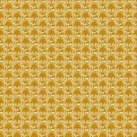 Orange and White Fabric