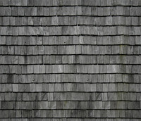 wooden shingle