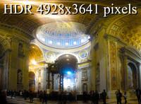 Vatican 3d Texture hdr