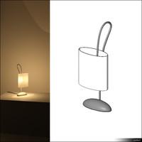 Lamp Table 00541se