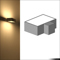 Lamp Wall 01204se