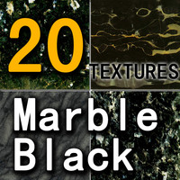 02 Marble Black