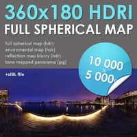 HDRI Map Copenhagen [P041]
