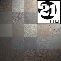 21 HD Seamless Dirt Textures Volume 1
