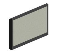 Flat Screen 16:9 Parametric Diagonal Screen Size Monitor