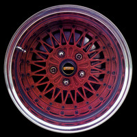 Alloy wheel cat 512
