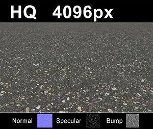 Asphalt tile 1 - Hi Res Set