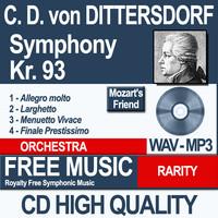 C.D. von DITTERSDORF - Symphony Kr. 93