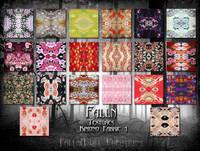 Falln Textures Kimono Fabric 1