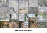 Old Concrete Pack
