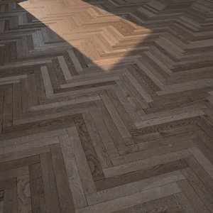 Antique Parquet Textures and Shaders