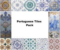 Portuguese Tiles Pack