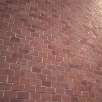 HQ Textures - Ewerk Bricks New (with Vray shader and Max Scene)