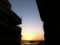 Sun Rise Scene (Egypt)
