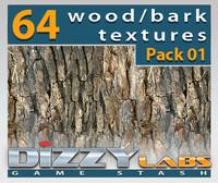 DLWOOD Bark Pack 01