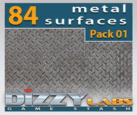 DLMET Metal Surfaces Pack 01