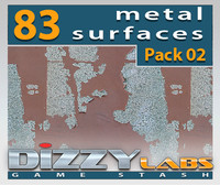 DLMET Metal Surfaces Pack 02