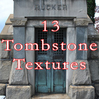 13 Old Tombstone Textures