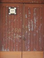 Wooden Door 05