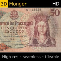Old Portugese Money