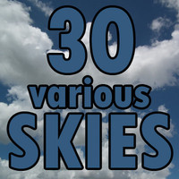 30 various skies photos