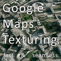 Google Maps texturing utility