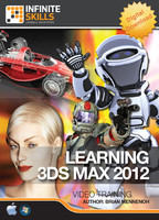 Learning 3DS Max 2012 Training Video(1)