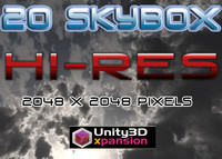 Skybox: Creepy Skies