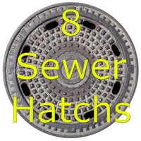 Sewer hatch