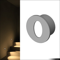 Lamp Recessed LED 01203se