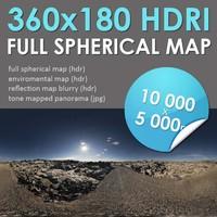 HDRI Spherical Map [P028a]