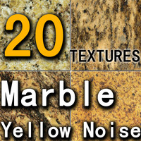 07 Marble Yellow Noise