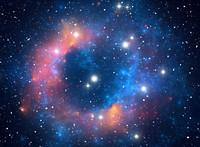 Space nebula AQ032