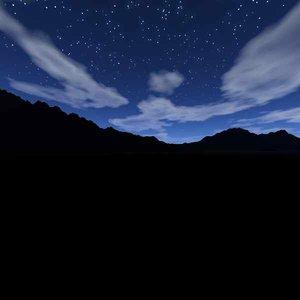 Night Sky Box