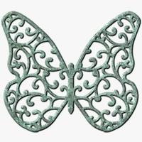 TXF Butterfly04 CopperG
