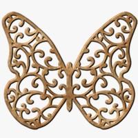 TXF Butterfly04 CopperT