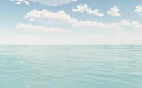 Daylight sea