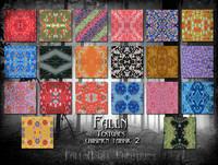Falln Textures Japanese Chirimen Fabric 2